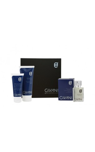 Cadeau Box 3 Men  Aftershave balsem & Showergel & Fragrance naar keuze