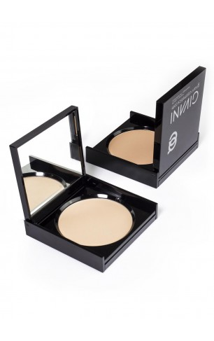 Compact Powder Mineral Texture
